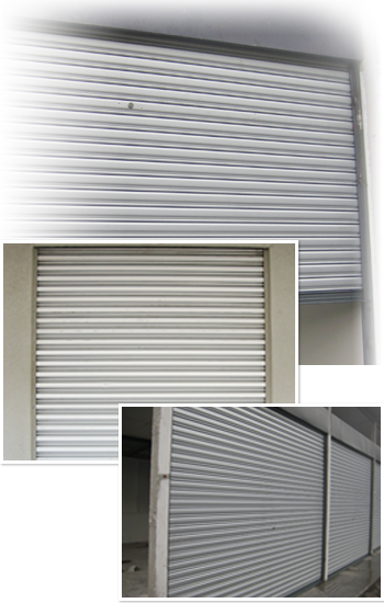 Aluminium Roller Shutter Doors in Malaysia - Hightex Dynamic