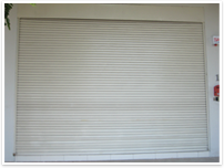 Fire Roller Shutter Sample 1