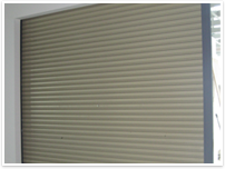 Fire Roller Shutter Sample 2